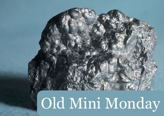 Old Mini Monday 06 – SciFi pt. 01
