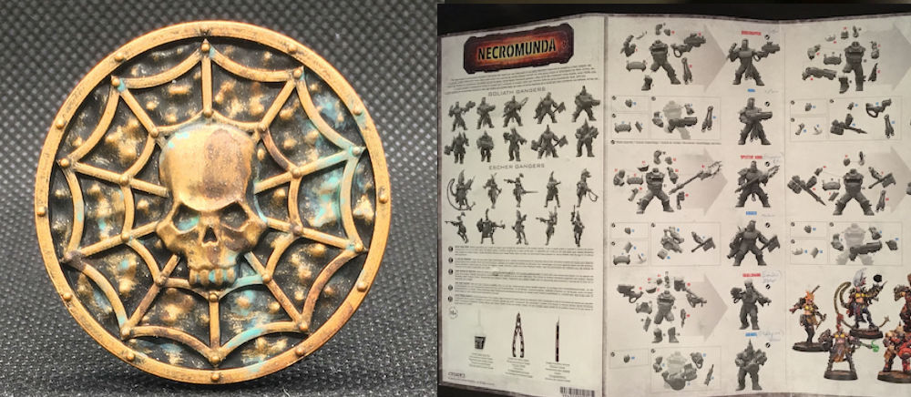 Necromunda – Assembly Reflection