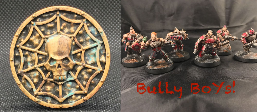 "Necromunda Goliaths pt 05 (Azazel's June ""JUNIT!"" Unit Challenge Completed)"