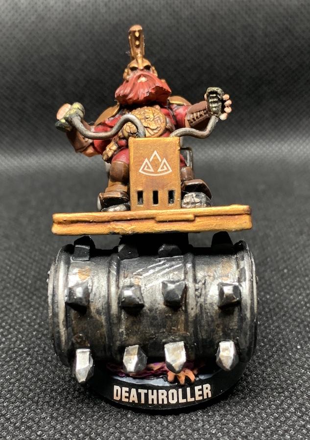 Dwarf Deathroller – Behind theScenes