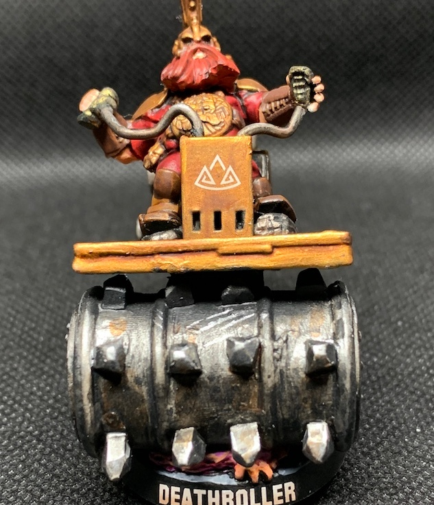Dwarf Deathroller – Behind the Scenes