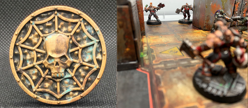 Necromunda Terrain – Azazel's January TerrainChallenge