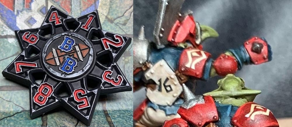 Blood Bowl – Orc(Goblins)