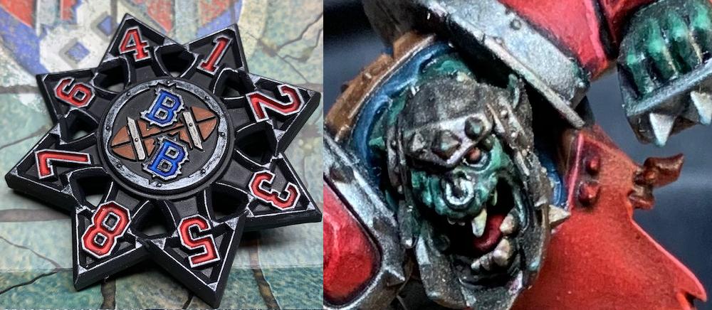 Blood Bowl – Orcs – Black OrcBlockers