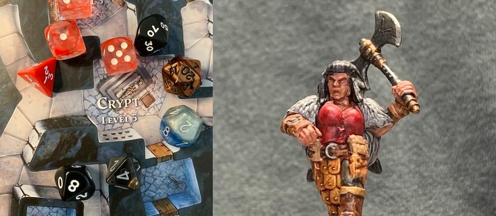 Fantasy – DwarvenWarrior